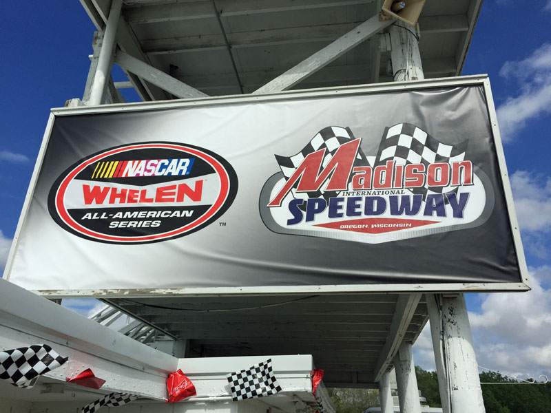Madison International Speedway -- Oregon, WI