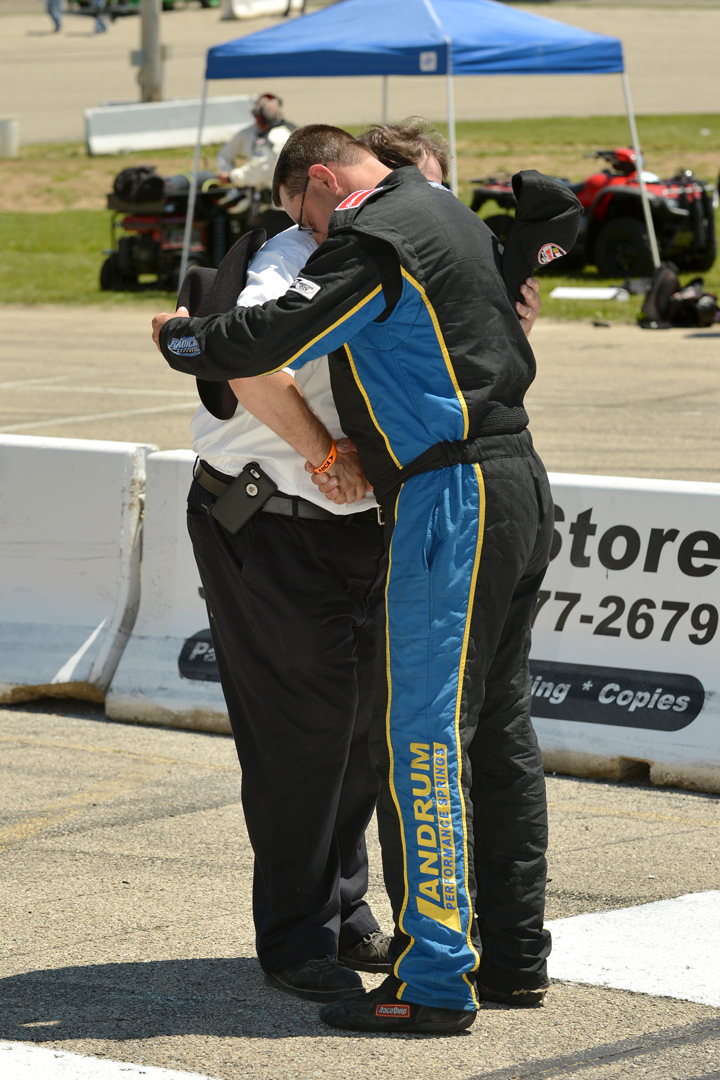 """20160619-086 - ARCA Racing Series """"Montgomery Ward Father's Day 200"""" at the Madison International Speedway - Oregon,WI - 6/19/2016"""