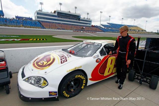 Tanner Whitten Race Team
