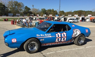 Another one of Mr. Reffner's #88